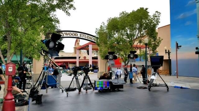 Vivi Q at Hollywood Studios